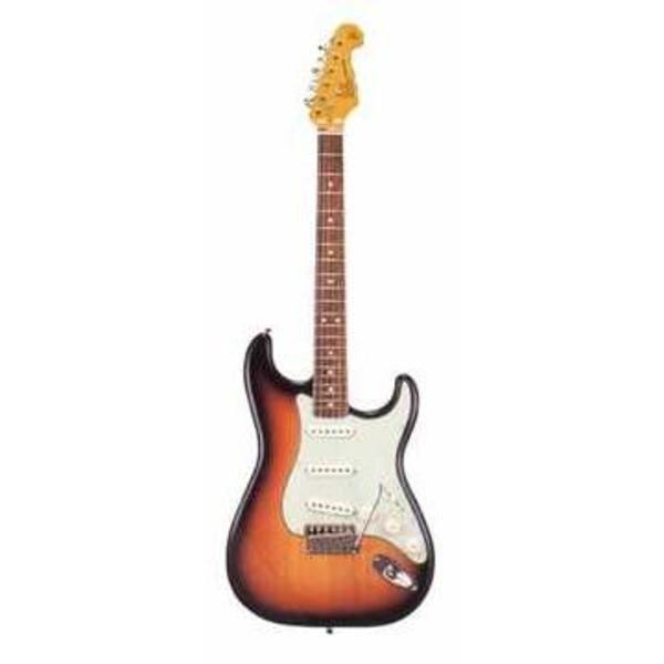 Guitarra Sst62 Vintage 21 Trastes Com Ponte 2ts Sx